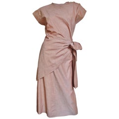 1940s Adele Simpson Wrap Top and Skirt