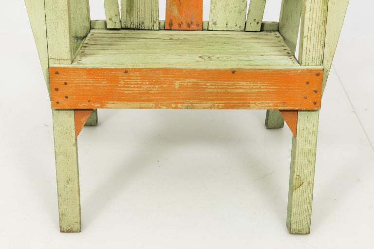 1940s Adirondack Lounge Chairs For Sale 2