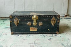 1940s American Steamer Trunk