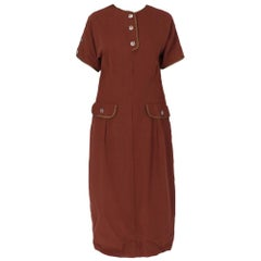 1940s A.N.G.E.L.O. Vintage Cult Midi Dress