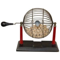 1940s Bingo Cage