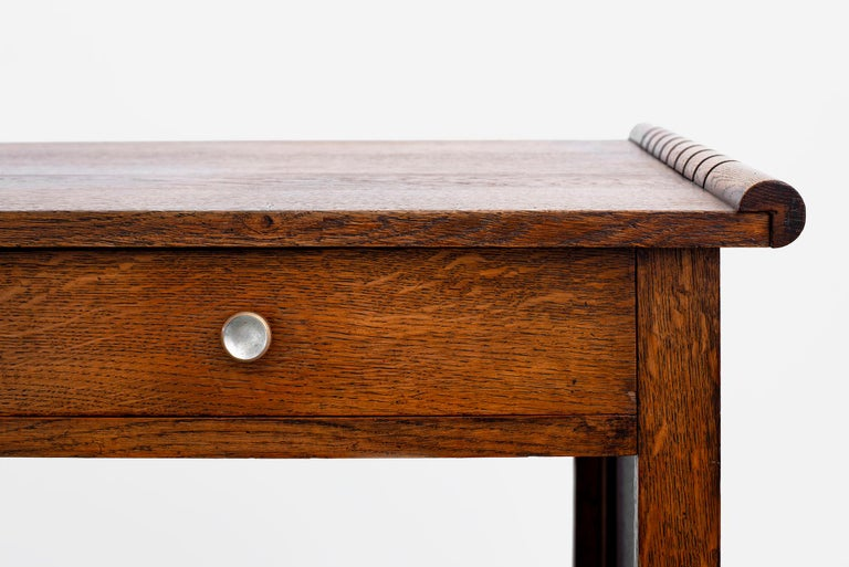 1940s Charles Dudouyt Desk For Sale 1