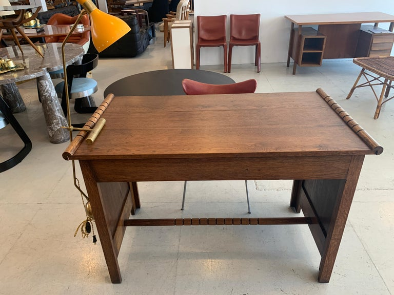 1940s Charles Dudouyt Desk For Sale 3
