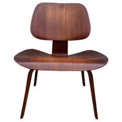 1940s Eames LCW Evans Edition