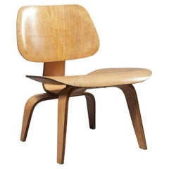 1940s Eames LCW Lounge Chair by Evans Products