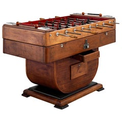 Wood Game Tables