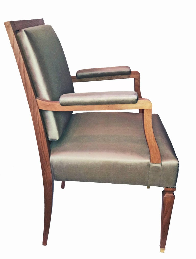 Empire Mid 20th Century French Armchairs For Sale