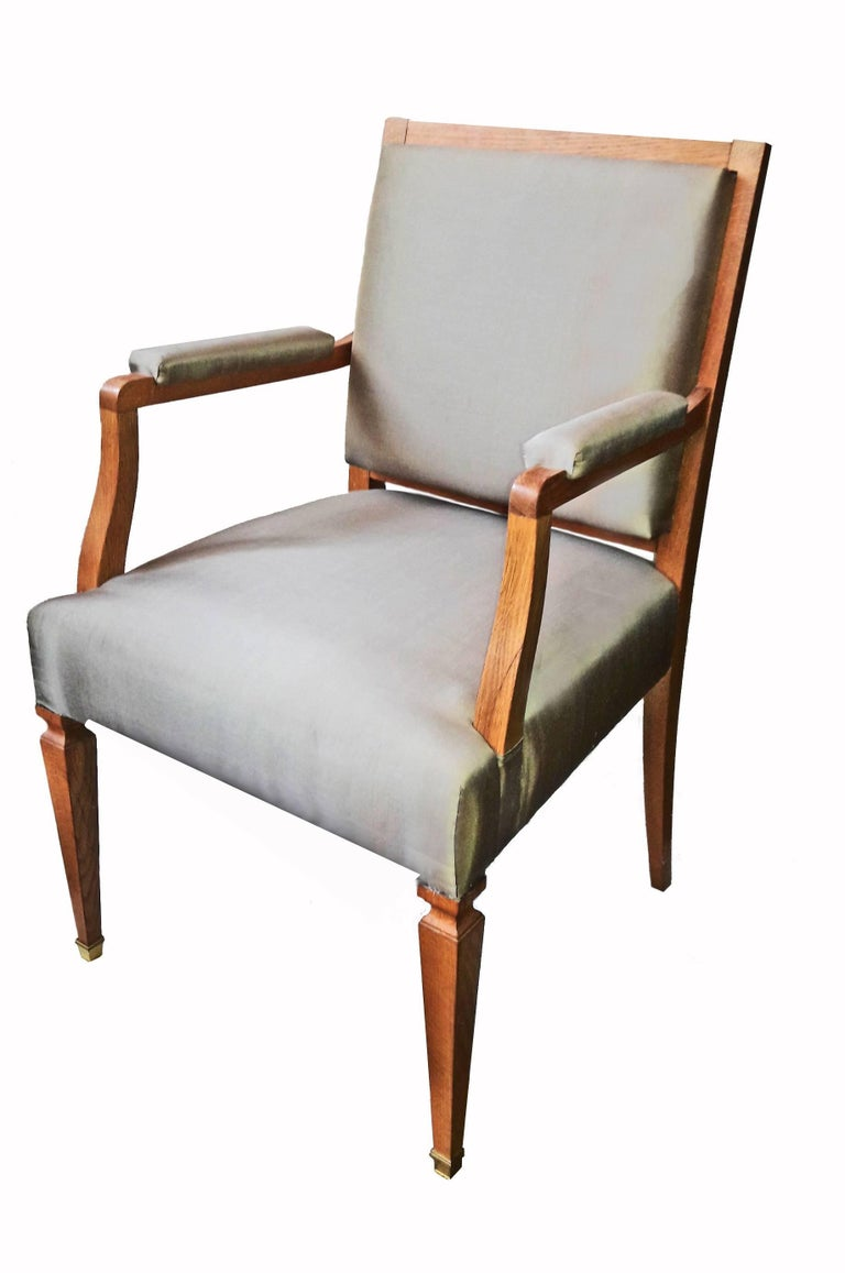 Mid 20th Century French Armchairs For Sale 2