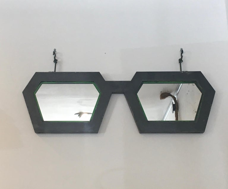 1940s French Optician's Sign For Sale 4