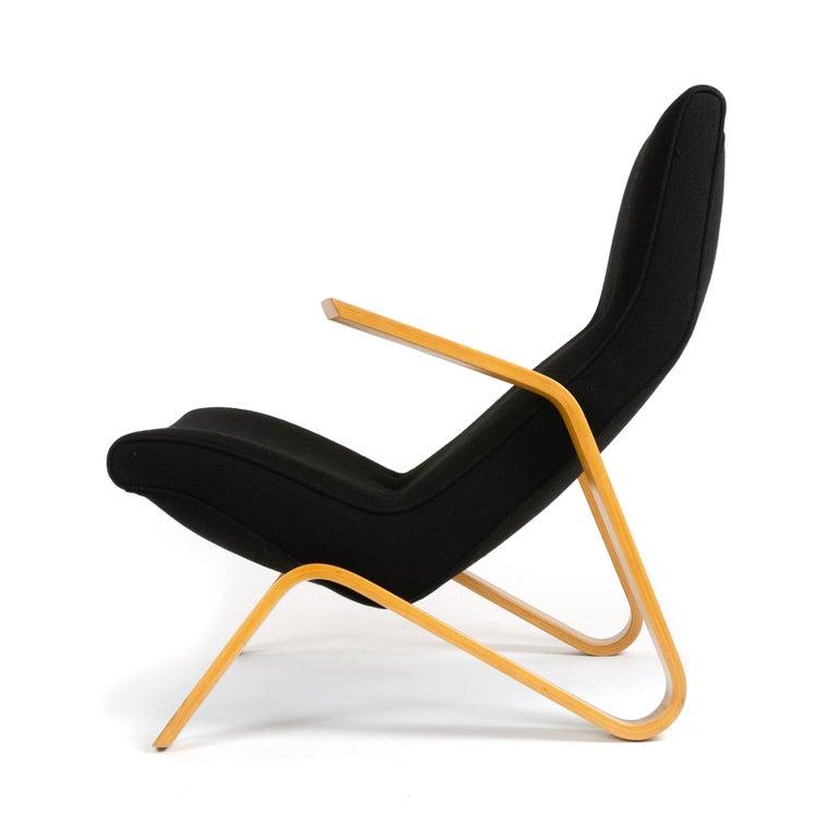 Mid-Century Modern 1940s Grasshopper Lounge Chair by Eero Saarinen for Knoll