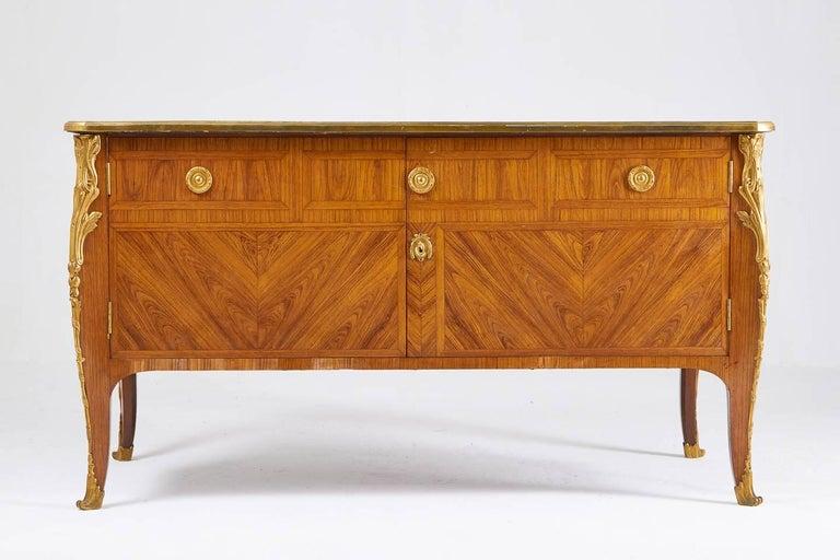 1940s Kingwood Bureau Plat For Sale 4