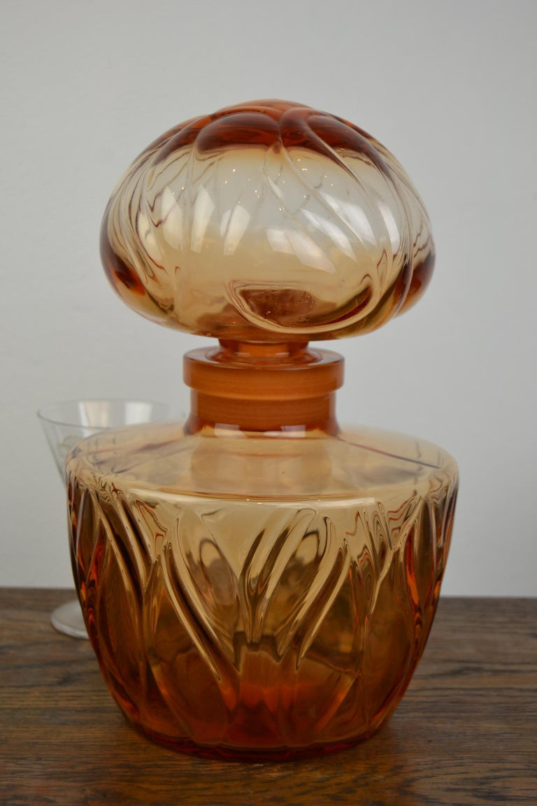 1940s Large Faberge Perfume Display