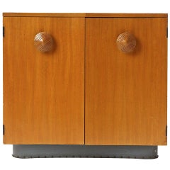 "1940s Mid-Century Modern Ash ""Paldao"" Cabinet by Gilbert Rohde for Herman Miller"