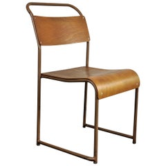 1940s Set of 10 Bamco Dining Chairs