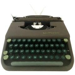 """1940'S """"Skywriter"""" Portable Typewriter by, L.C. Smith & Corono"""