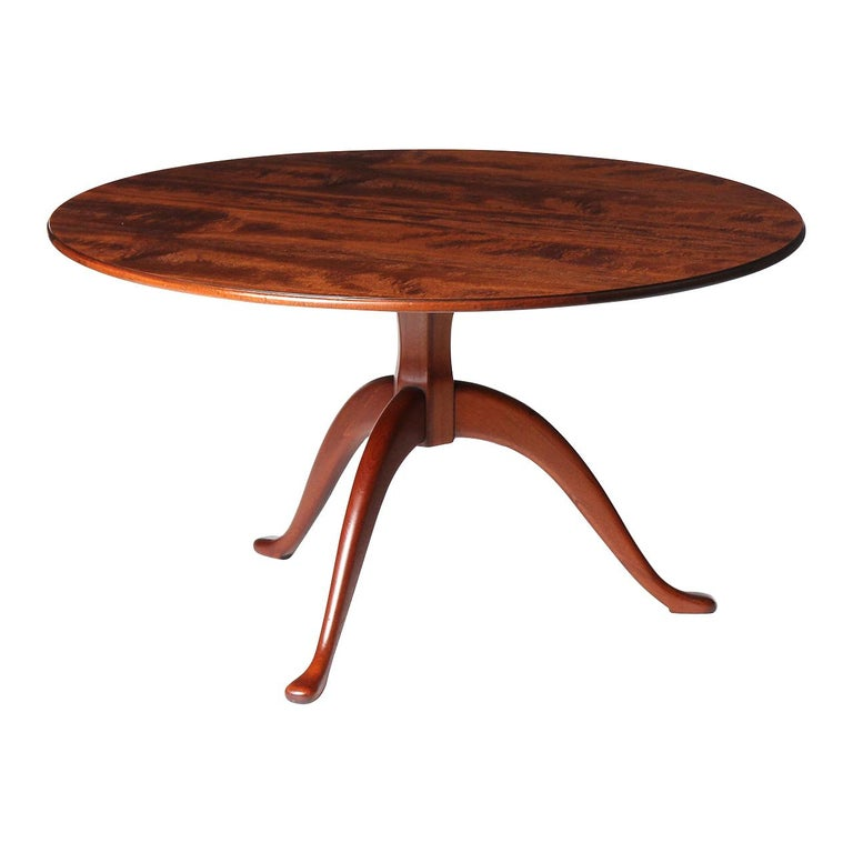 1940s Swedish Cocktail Table by Carl Malmsten For Sale