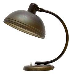 1940s Vintage Bauhaus Style Desk Lamp