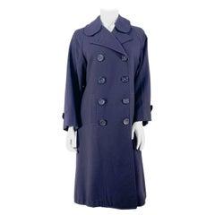 1940s WWII US Navy Woman's Overcoat