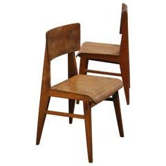 1941 St. Jean Prouvé Chairs