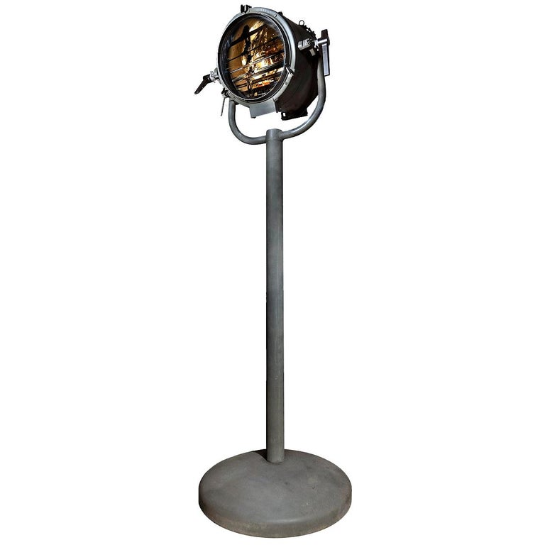 1945 Navy Morse Code Signal Light For Sale