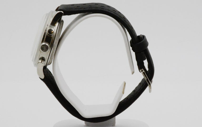1945 Vintage Rolex Chronograph 3525 For Sale 3