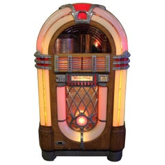 1946 Wurlitzer model 1015 Jukebox Bubbler Plays 78s