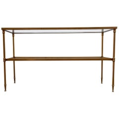 Neoclassical Console Tables