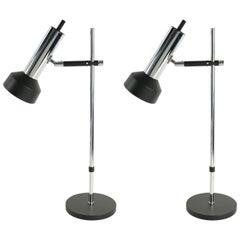 1950 Adjustable Desk Lamp by Arlus