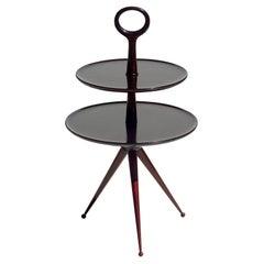 1950 Cesare Lacca De Baggis Italian Midcentury Design Side Table