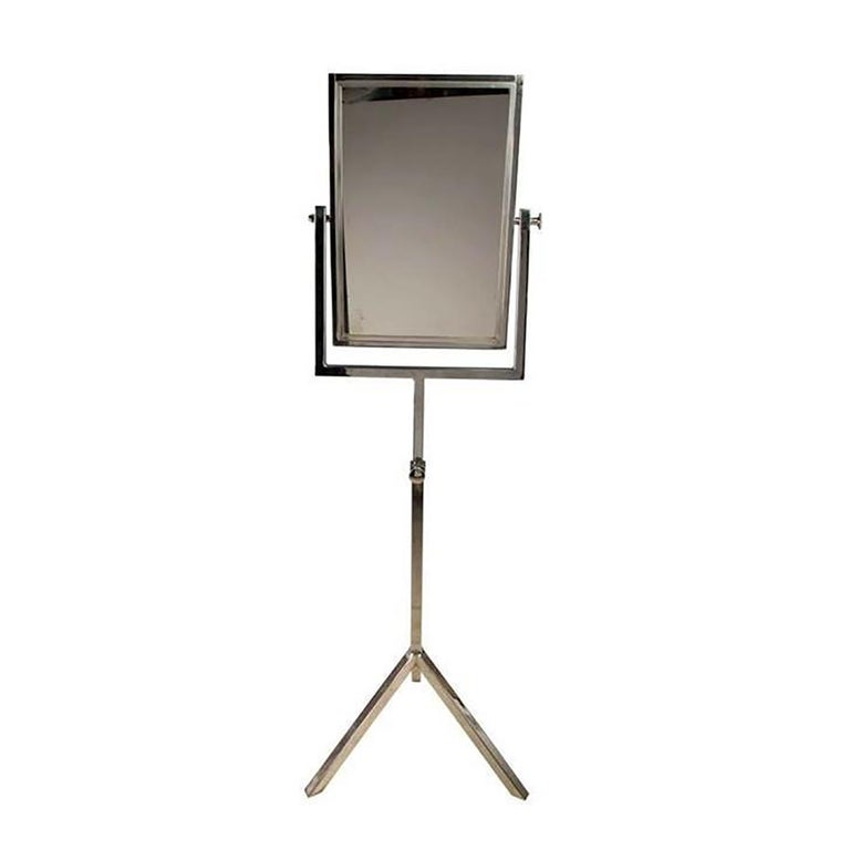 Dressing Mirror With Adjule Height