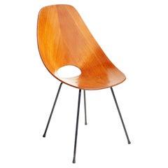 1950 Medea Vittorio Nobili Italian Design Midcentury Playwood Chair