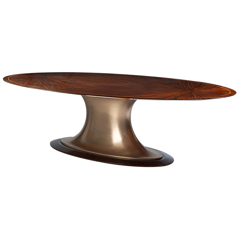Oval Dining Table For Sale