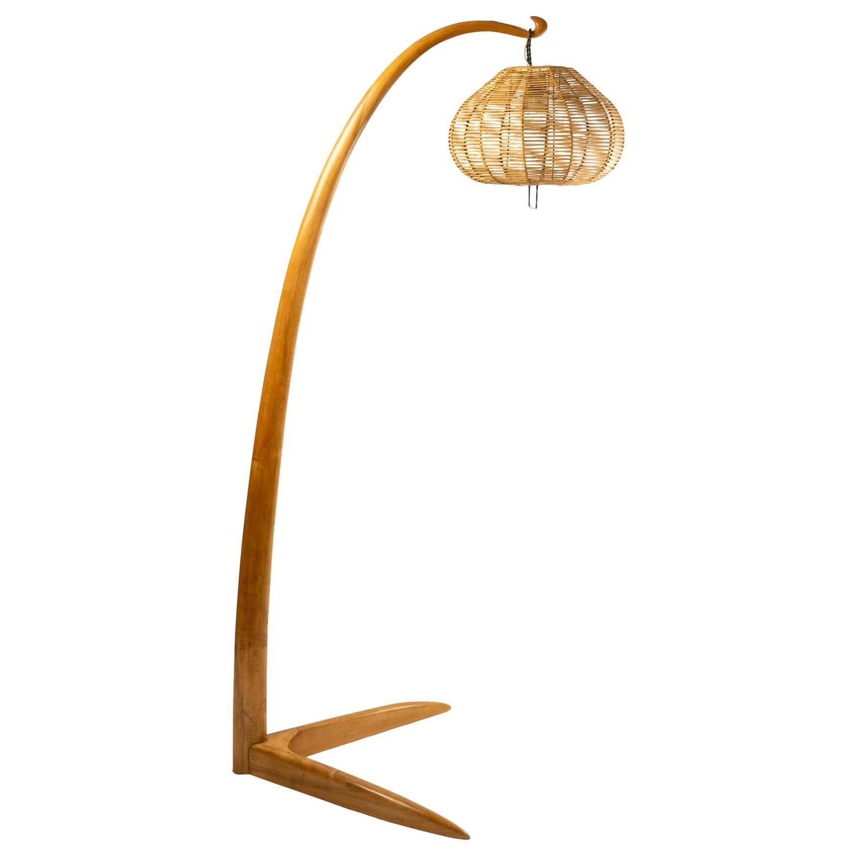 1950 Rispal Floor Lamp