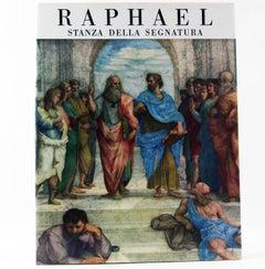1950 Uniques Books Stanza Della Segnatura by Raphael Printed by Pope Pius XII