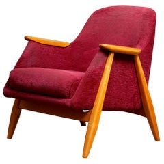 1950s, a 'Pallas' Club or Easy Armchair by Svante Skogh for Asko, Finland