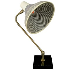 1950s American Studio Design Heifetz Rotoflex Desk Lamp Task Work