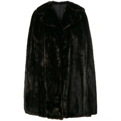 1950s A.N.G.E.L.O. Vintage Cult Beaver Fur Cape