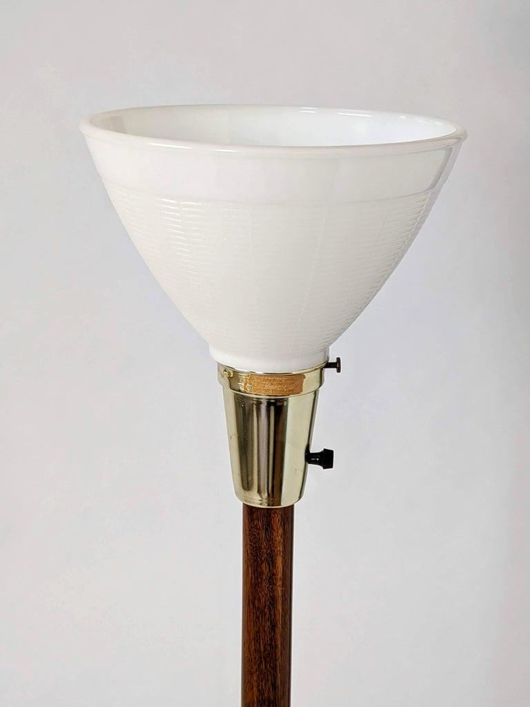 1950s Anna-Lisa Thomson ''Paprika'' Floor Lamp, Sweden For Sale 3