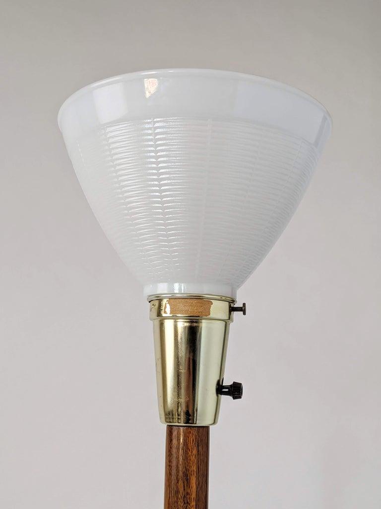 1950s Anna-Lisa Thomson ''Paprika'' Floor Lamp, Sweden For Sale 2