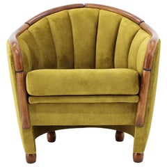 1950s Armchair in Gio Ponti Style, Italy