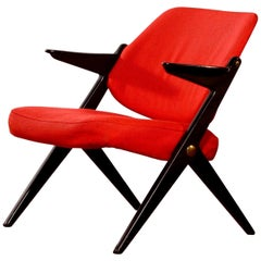 1950s, Bengt Ruda Lounge Chair for Nordiska Kompaniet