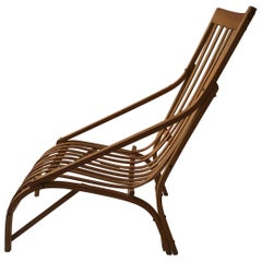 1950s Bentwood Lounge Chair