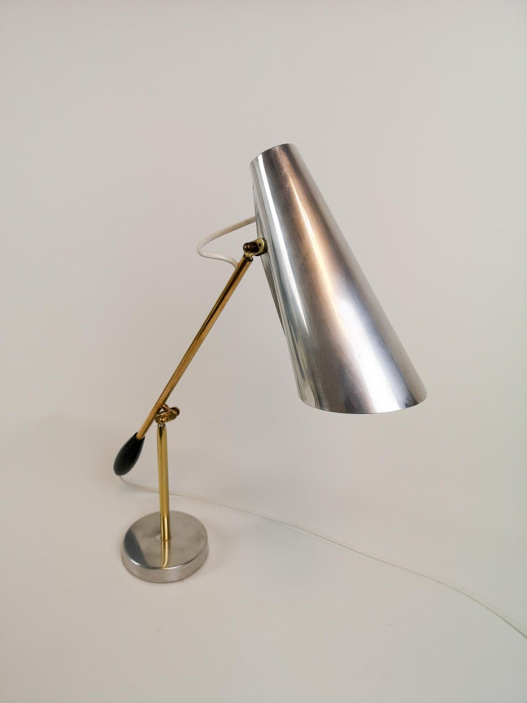 Norwegian 1950s Birger Dahl Tablelamp