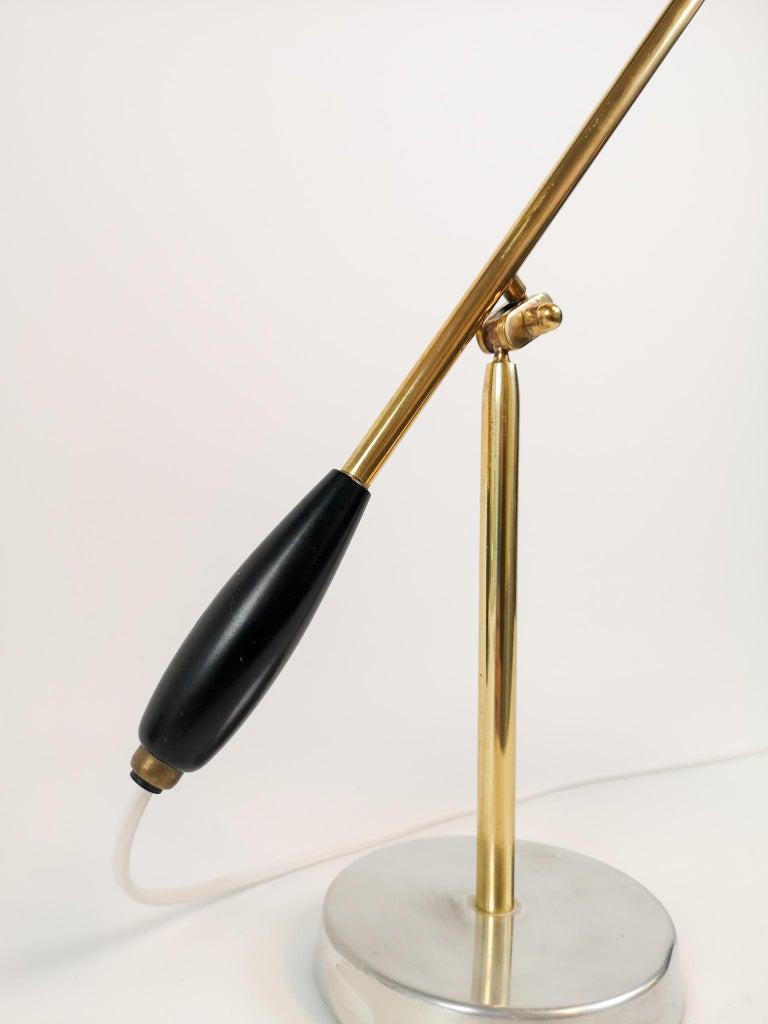 Metal 1950s Birger Dahl Tablelamp