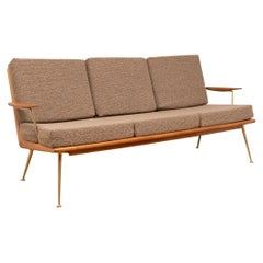 1950s Boomerang Sofa by Hans Mitzlaff for Soloform, Germany