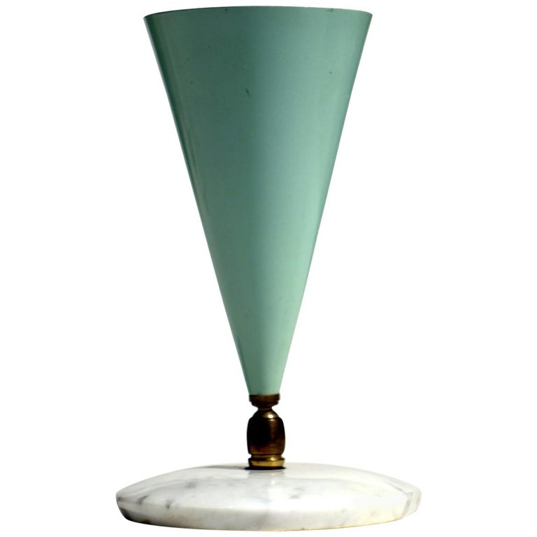 1950s by Arrelocuce Italian Midcentury Design Table Lamp For Sale