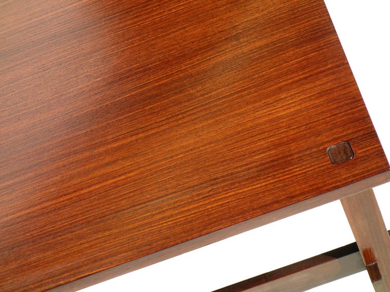 1950s by Frattini for Cassina Italian Midcentury Design 740 Coffee Table In Excellent Condition For Sale In Brescia, IT