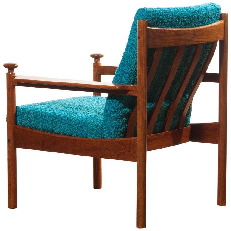 Norwegian 1950s Chair by Torbjørn Afdal for Sandvik & Co. Mobler