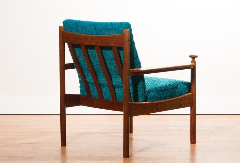 1950s Chair by Torbjørn Afdal for Sandvik & Co. Mobler In Good Condition In Silvolde, Gelderland
