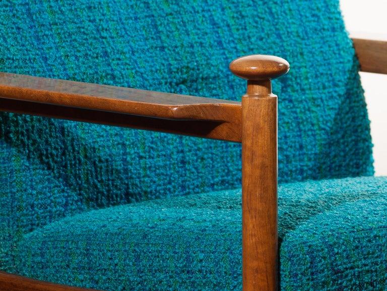 Mid-20th Century 1950s Chair by Torbjørn Afdal for Sandvik & Co. Mobler